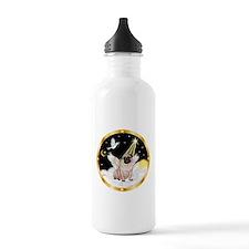 Night Flight/ Pug Water Bottle