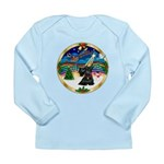XmasMusic 3/Scottie #12 Long Sleeve Infant T-Shirt
