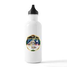 XmasSunrise/Shih Tzu Water Bottle