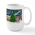 Xmas Magic / Skye Terri Large Mug