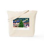 Xmas Magic / Skye Terri Tote Bag