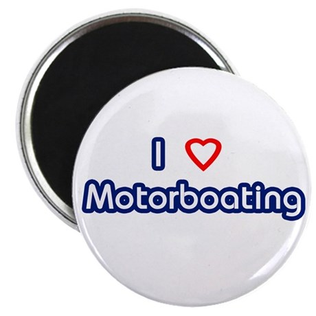 Give her the Motorboat? Magnet