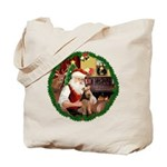 Santa's Welsh T Tote Bag
