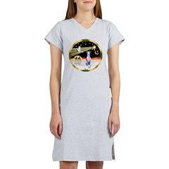 Wisemen/Whippet #8 Women's Nightshirt
