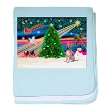 XmasMagic/Xolo (#2) baby blanket