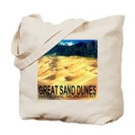 Great Sand Dunes National Mon Tote Bag
