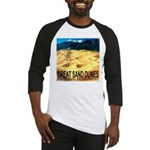 Great Sand Dunes National Mon Baseball Jersey