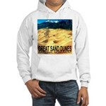 Great Sand Dunes National Mon Hooded Sweatshirt