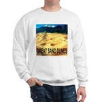 Great Sand Dunes National Mon Sweatshirt
