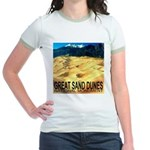 Great Sand Dunes National Mon Jr. Ringer T-Shirt