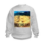 Great Sand Dunes National Mon Kids Sweatshirt