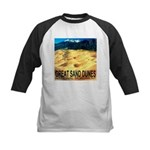 Great Sand Dunes National Mon Kids Baseball Jersey