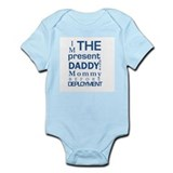 Present from Daddy-Baby Boy Infant Bodysuit