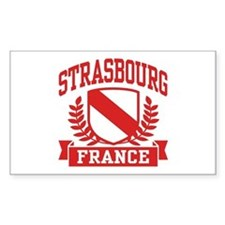 Strasbourg France Decal