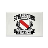Strasbourg France Rectangle Magnet