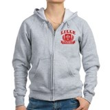 Lille France Zipped Hoody