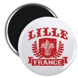 Lille France Magnet