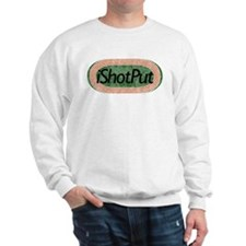 i Shot Put Track and Field Sweatshirt
