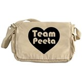 Team Peeta Messenger Bag