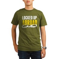 Locked Up Abroad Organic Men's T-Shirt