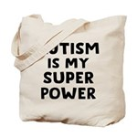 Autism Superpower Tote Bag