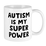 Autism Superpower Mug