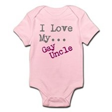 Cute Nephew Infant Bodysuit