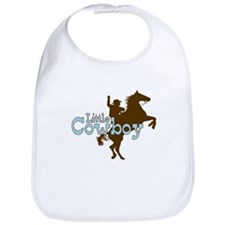 Little Cowboy Bib