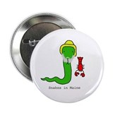 "Snakes In Maine 2.25"" Button (100 pack)"