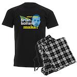 WWBBM? Men's Dark Pajamas