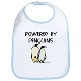 Powered by Penguins Bib