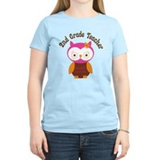 2nd Grade Teacher Gift T-Shirt
