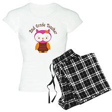 2nd Grade Teacher Gift Pajamas