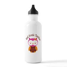 2nd Grade Teacher Gift Water Bottle