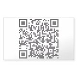 Nyan Cat QR Code Decal