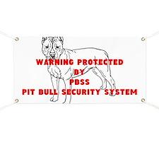 pit bulls RULE! Banner