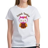 French Teacher Gift Tee