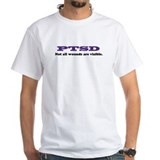 PTSD Approach with Caution Shirt