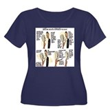 Obama vs Brewer Plus size scoop t shirt