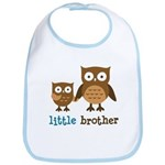 Little Brother - Mod Owl Bib