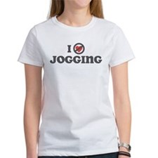 Don't Heart Jogging Tee