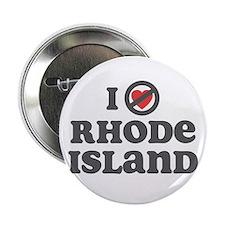 """Don't Heart Rhode Island 2.25"""" Button"""