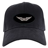 Aviator Black Hat