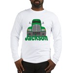Trucker Jackson Long Sleeve T-Shirt