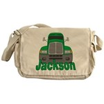 Trucker Jackson Messenger Bag