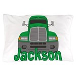 Trucker Jackson Pillow Case