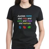 Autism Rocks Tee-Shirt