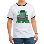 Trucker James Ringer T