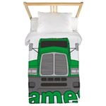 Trucker James Twin Duvet