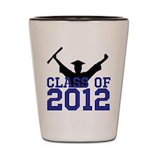 2012 Graduation Shot Glass